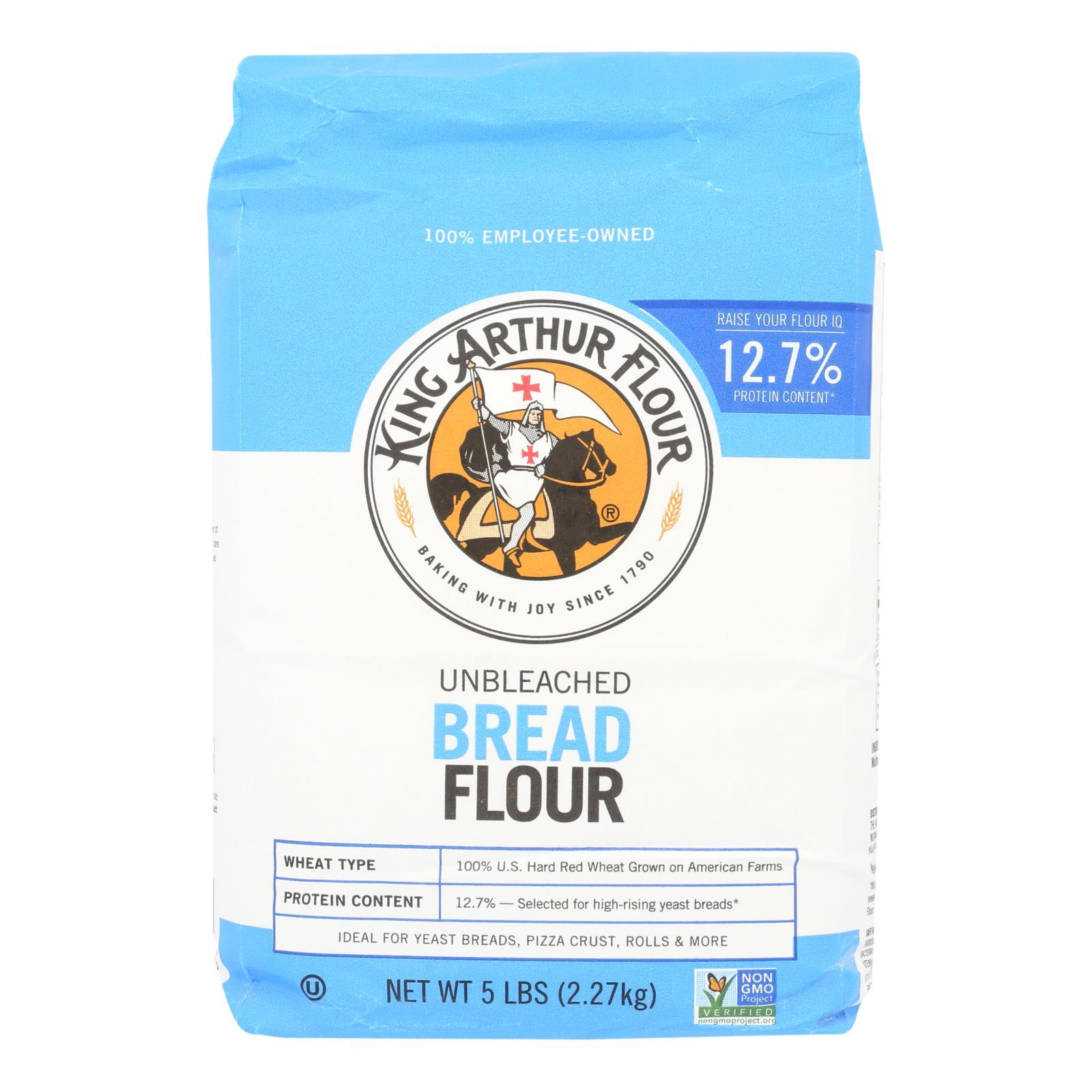 King Arthur Bread Flour - Case Of 8 - 5 - BeeGreen