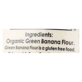Let's Do Organic Organic Flour - Green Banana - Case Of 6 - 14 Oz - BeeGreen