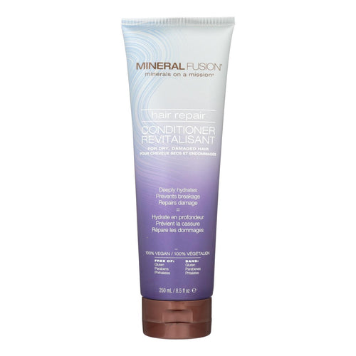Mineral Fusion - Conditioner - Hair Repair - 8.5 Fl Oz. - BeeGreen