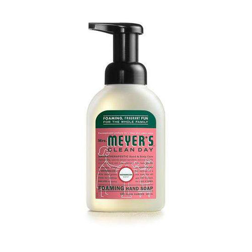Mrs Meyers Clean Day Foaming, Watermelon (6x10 OZ) - BeeGreen