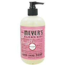Mrs Meyers Liquid Hand Soap Rosemary (6x12.5OZ ) - BeeGreen