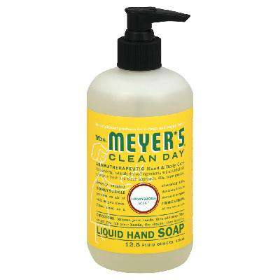 Mrs Meyers Liquid Hand Sp Honeyskl (6x12.5OZ ) - BeeGreen