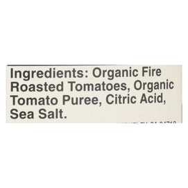 Muir Glen Fire Roasted Crushed Tomato - Tomato - Case Of 12 - 28 Oz. - BeeGreen