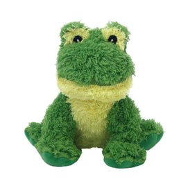 Multipet Look Whos Talking Frog 6in - BeeGreen