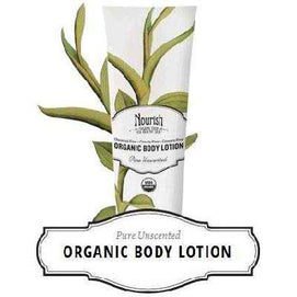 Nourish Body Lotion Pure Uns (1x8OZ ) - BeeGreen