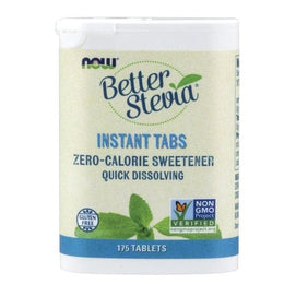 Now Foods, Better Stevia, Instant Tabs, 175 Tablets - BeeGreen