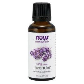 Now Foods, Essential Oils, Lavender, 1 fl oz (30 ml) - BeeGreen