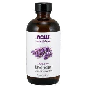 Now Foods, Essential Oils, Lavender, 4 fl oz (118 ml) - BeeGreen