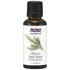 Now Foods, Essential Oils, Tea Tree, 1 fl oz (30 ml) - BeeGreen