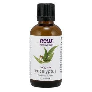Now Foods, Eucalyptus Globulus Oil - 2 Fl. Oz. - BeeGreen