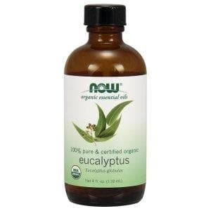 Now Foods, Eucalyptus Globulus Oil, Organic - 4 Fl. Oz. - BeeGreen