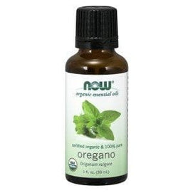 Now Foods, Oregano Oil, Organic - 1 Fl. Oz. - BeeGreen