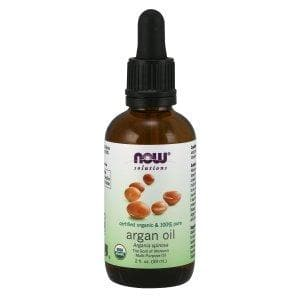Now Foods, Organic Argan Oil, 2 fl oz (59 ml) - BeeGreen