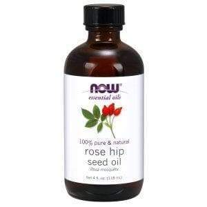 Now Foods, Rose Hip Seed Oil - 4 Oz. - BeeGreen