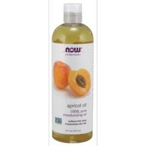 Now Foods, Solutions, Apricot Oil, 16 fl oz (473 ml) - BeeGreen