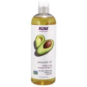 Now Foods, Solutions, Avocado Oil, 16 fl oz (473 ml) - BeeGreen