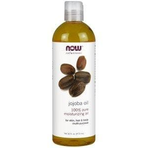 Now Foods, Solutions, Jojoba Oil, 16 fl oz (473 ml) - BeeGreen