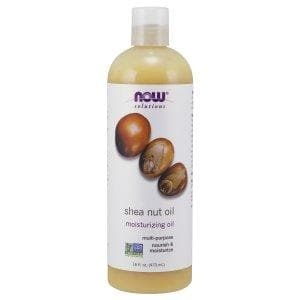 Now Foods, Solutions, Shea Nut Oil, Pure Moisturizing Oil, 16 fl oz (473 ml) - BeeGreen