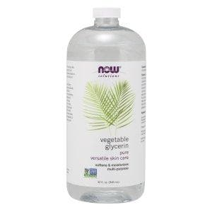Now Foods, Solutions, Vegetable Glycerin, 32 fl oz (946 ml) - BeeGreen