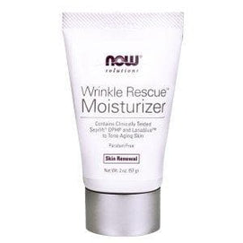 Now Foods, Wrinkle Rescue™ Moisturizer - 2 Oz. - BeeGreen