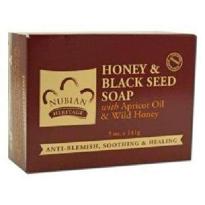 Nubian Heritage Honey Black Seed Sp (1x5OZ ) - BeeGreen