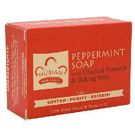 Nubian Heritage Peppermint & Aloe Sp (1x5OZ ) - BeeGreen