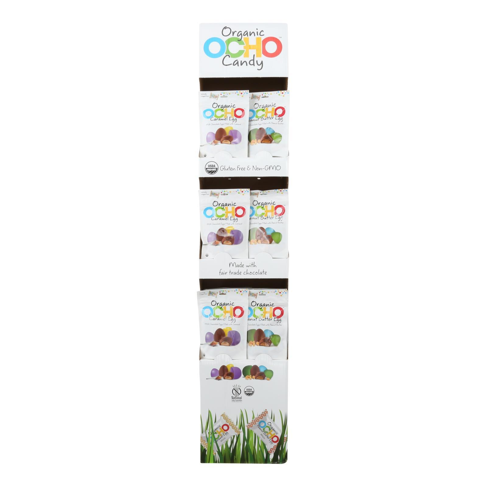 Ocho Candy - Display Candy Easter 2flv - Case Of 24 - Ct - BeeGreen