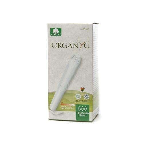 Organyc Cotton Tampons - Supreme Apple - 1 Pack - BeeGreen