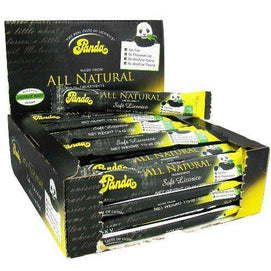 Panda Natural Licorice Bar (36x1.125 Oz) - BeeGreen