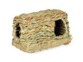 Prevue Pet Products Grass Hut Small - BeeGreen