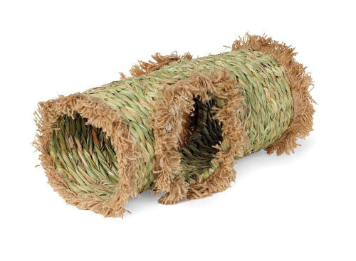 Prevue Pet Products Grass Tunnel Large - BeeGreen