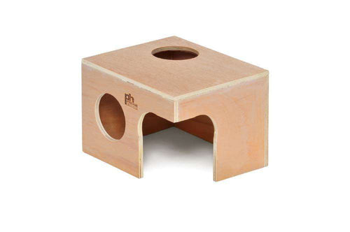 Prevue Pet Products Wood Rabbit Hut Extra Large - BeeGreen
