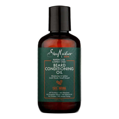 Shea Moisture - Beard Oil Conditioner Mara&shea - 1 Each - 3.2 Oz - BeeGreen