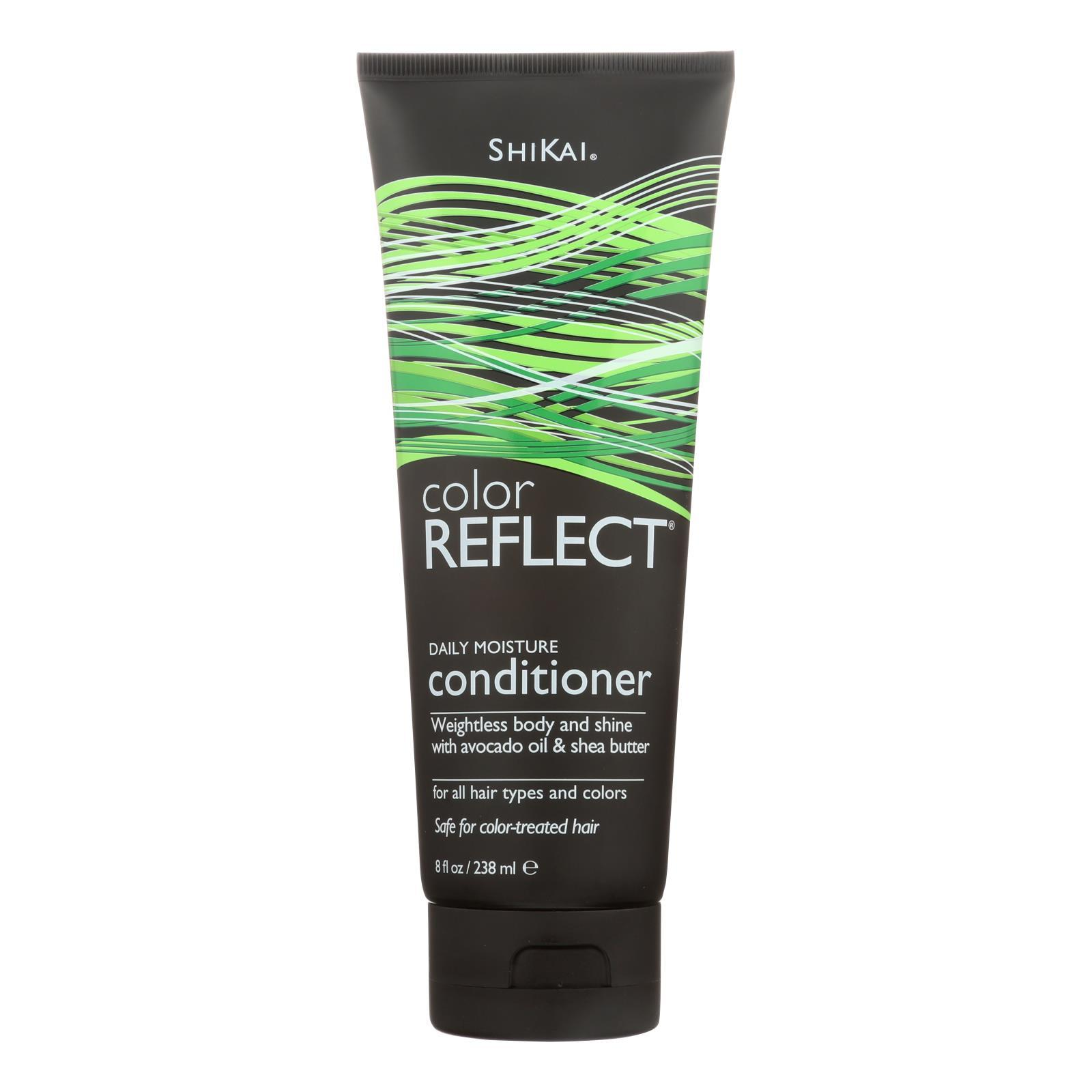 Shikai Color Reflect Daily Moisture Conditioner - 8 Fl Oz - BeeGreen