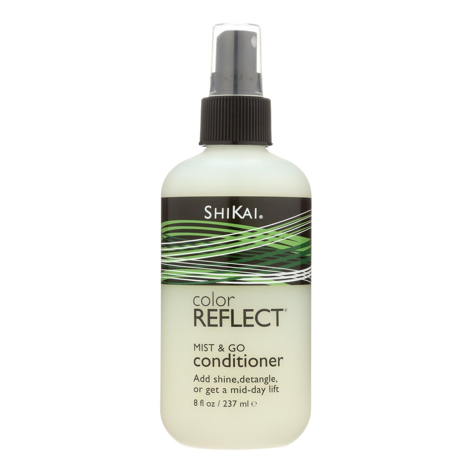 Shikai Color Reflect Mist And Go Conditioner - 8 Fl Oz - BeeGreen