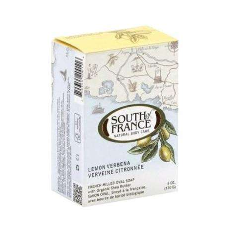 South Of France Bar Soap Lemon Verbena (1x6 OZ) - BeeGreen