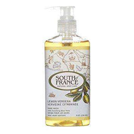 South of France Hand Wash Lemon Verbena (1x8 OZ) - BeeGreen