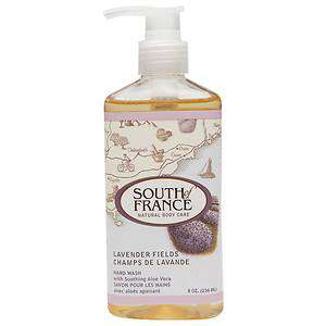 South of France Liquid Soap Lavender Fields (1x8 OZ) - BeeGreen