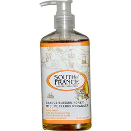 South Of France Orange Blossom Honey Hand Wash (1x8 OZ) - BeeGreen