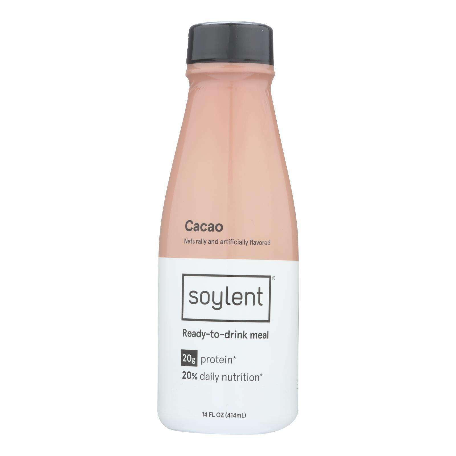 Soylent - Drink Soylent Cacao - Case Of 12 - 14 Fz - BeeGreen