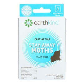 Stay Away Bugs And Rodents Moths - Case Of 8 - 2.5 Oz. - BeeGreen