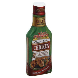 Tony Chachere's Chicken Marinade (6x12 OZ) - BeeGreen