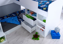 Load image into Gallery viewer, Flair Furnishings Oscar Triple Bunk Bed