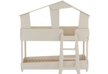 Load image into Gallery viewer, Flair Furnishings Treehouse Bunk Bed