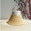 COFIL - Mount Fuji Coffee Filter - Yellow