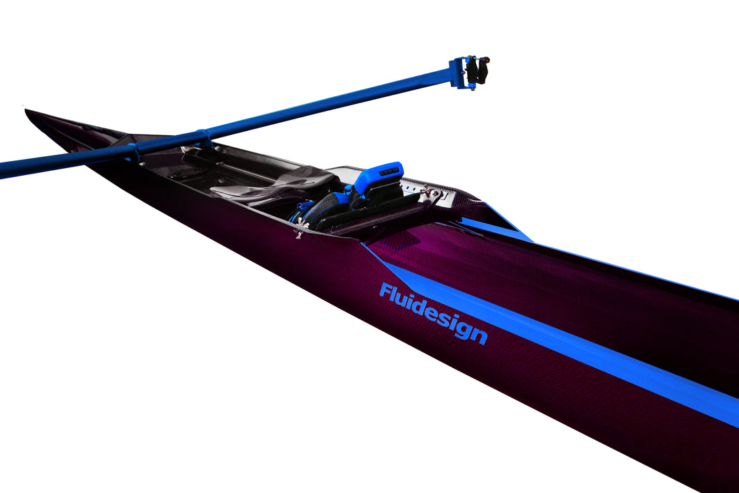 Fluidesign Fluidmax Single Scull Package