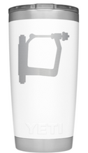 Load image into Gallery viewer, Yeti Rambler 20oz Tumbler - White