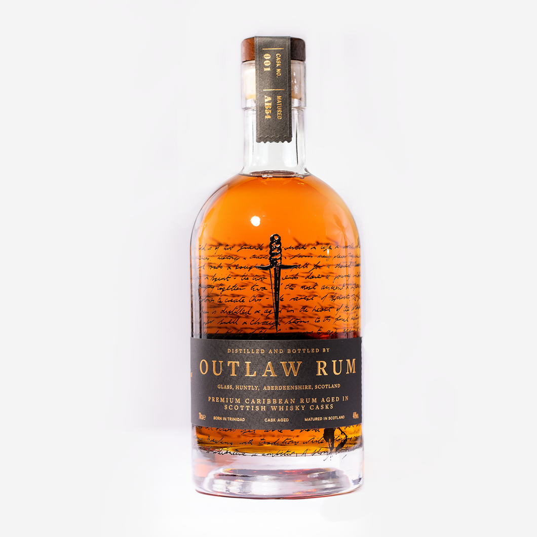 Outlaw Rum - Flagship Blend