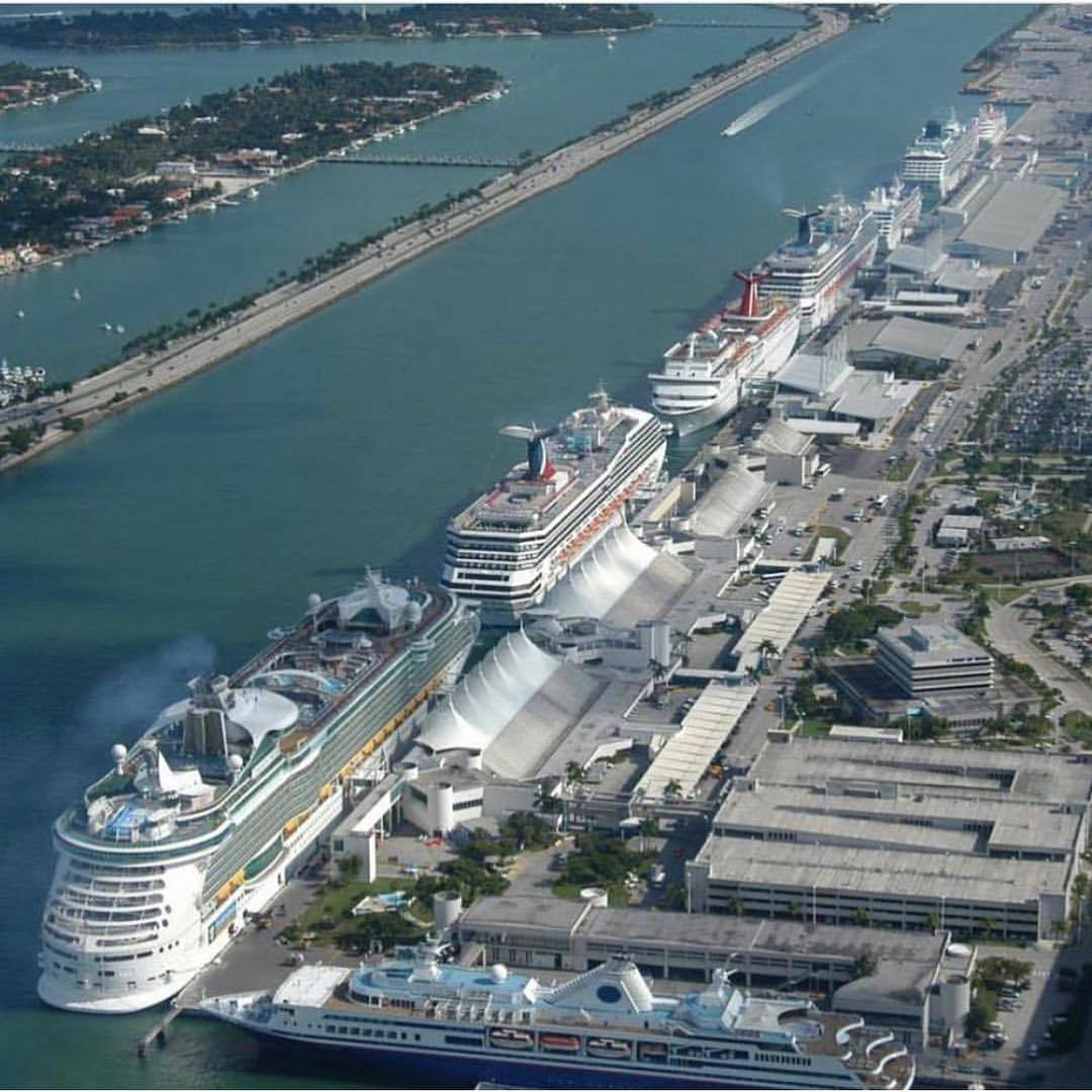 Miami the cruise capital of the world
