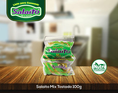 NutriProductos. Salaito 100% Natural.